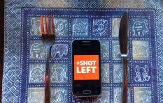 Take a #ShotLeft Mzansi