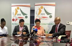 PPF denies being funded by the Gupta's