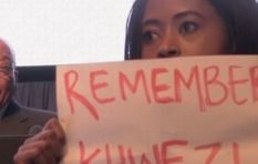 The #RememberKhwezi protest highlights SA's silence amid rape scourge