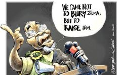 [CARTOON] The speech that gave Julius a seizure!