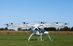 Forget driverless cars, get a personal urban aircraft