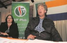 Verwoerd's grandson cares about equal rights in South Africa, says FF Plus