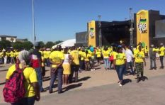 ANC supporters filling up 'People's Assembly' ahead of #Sona2017