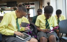 Join high school learners as they prepare for exams - #1MillionMaths challenge