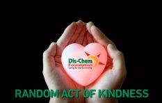 Dischem partners with the Smile Foundation and donates R300,000 to the cause