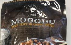Words you will hear today:  Mogodu