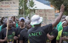 AMCU files a wage dispute with three mines which might lead to a strike