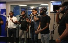 WATCH: Lloyd Cele and Beyond Vocal debut 'Ungowami'  #702Unplugged