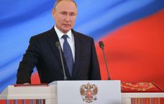 Vladimir Putin sworn in for a fourth six-year term