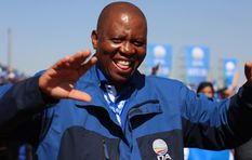 Mashaba determined to recover public money stolen by corrupt officials