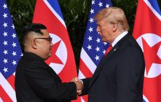 Trump says USA North Korea summit in Singapore went well