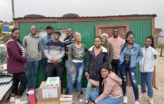 Young people dedicated to building unity and helping Khayelitsha community