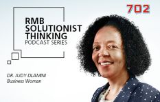Solutionist Thinking: Dr Judy Dlamini's passport out of poverty