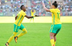 Gugs Mhlungu: Our sportswomen are on #CountryDuty