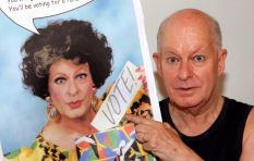 No jokes about the President?  Pieter Dirk-Uys says its very familiar territory