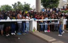 Wits protest: Prof Habib address met with anger and frustration