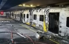 'Indications of accelerants used' as 18 carriages lost in morning Metrorail fire