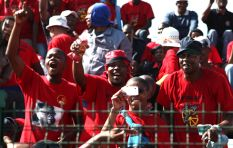 Cosatu embarks on national strike to mark International Day for Decent Work