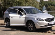 The Volvo XC60: A smooth ride