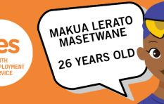 [LISTEN] Makuwa Masetswane shares how the YES campaign has benefited her