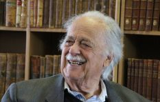 The launch of the George Bizos Human Rights Award