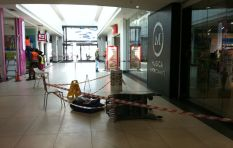 SAPS confident of arrests after breakthrough into mall robberies