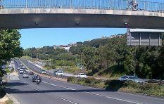 Average Speed Over Distance Cameras live on Nelson Mandela Blvd