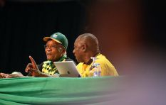 "[LISTEN] ANC NEC push to have partys' top six officials ""manage"" Zuma's exit"