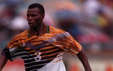 """Masilela 1st, Matlaba & then Phungwayo"" - David Nyathi on his fav SA left back."