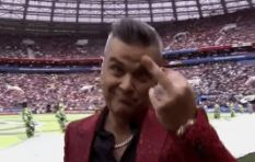 [WATCH] Do spoons trump the vuvuzela and Robbie Williams's zap sign at World Cup