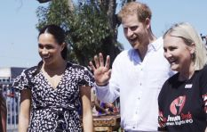 Meet Jess Dewhurst, the Capetonian who led the royal visit at her NGO in Nyanga