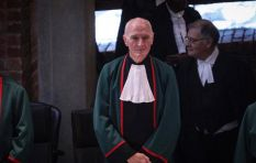 ConCourt Justice Cameron gives last judgment and retires after 25 years