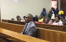 500 hours of community service plus 100k fine for Mduduzi Manana