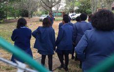 Sans Souci parents and pupils meet with WC Education Department