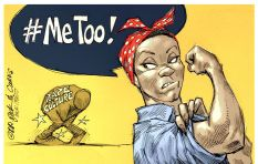 [CARTOON] #MeToo - SA Women #BreakTheSilence