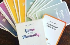 Capetonian devises card game encouraging random acts of kindness