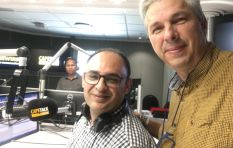 Martin Myers and Sipho Mabuse say: ENOUGH is ENOUGH