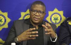 Mbalula: Clearly, we are a very sick nation