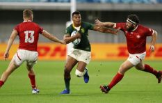 Boks qualify for quarterfinals with runaway Canada victory