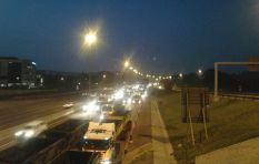 Trucker protest blocks several highways in Pretoria, traffic gridlocked