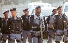 Minister Cele deploys the Tactical Response Unit 'Amaberete' to Westbury
