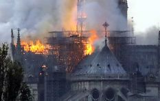 [UPDATE] Notre-Dame Cathedral fire in Paris under control