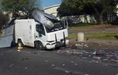 [LISTEN] Residents urged to stay clear of cash-in-transit vehicles