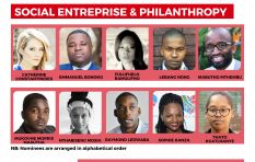 SA's top 10 most influential young philanthropists for 2017