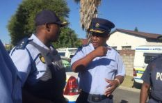 New WC top cop gets his hands dirty in Operation Lockdown bust