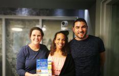 SA travel blogging couple document island adventures in Nat Geo book