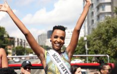 Joburg turns out in numbers for Miss Universe Zozibini Tunzi's homecoming tour