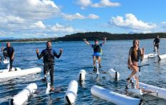 Looking for something new to do in CT? Why not consider cycling across the ocean