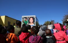Spar Truck of Love spreads love to Ebenezer Hannah Home