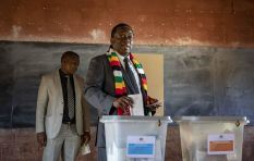 Mnangagwa wins election and calm restored in Zimbabwe's capital